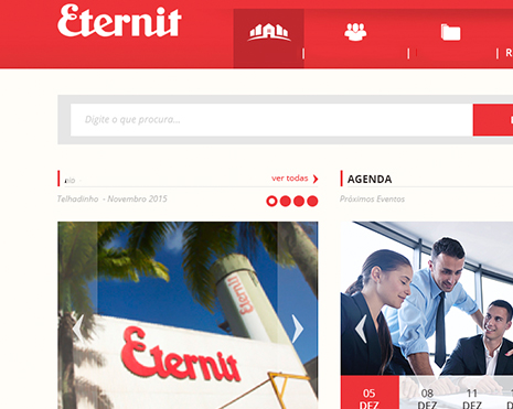 Eternit - Intranet